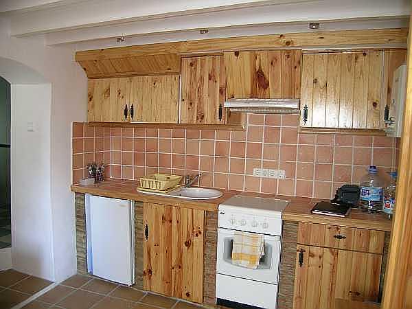 Acogedora casa de pueblo 4099 casa axarqu a - Cocinas de pueblo ...