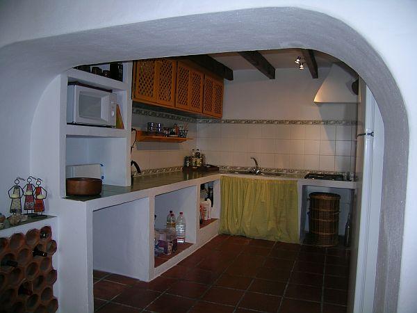 Casa de pueblo restaurada 8130 casa axarqu a - Cocinas de pueblo ...