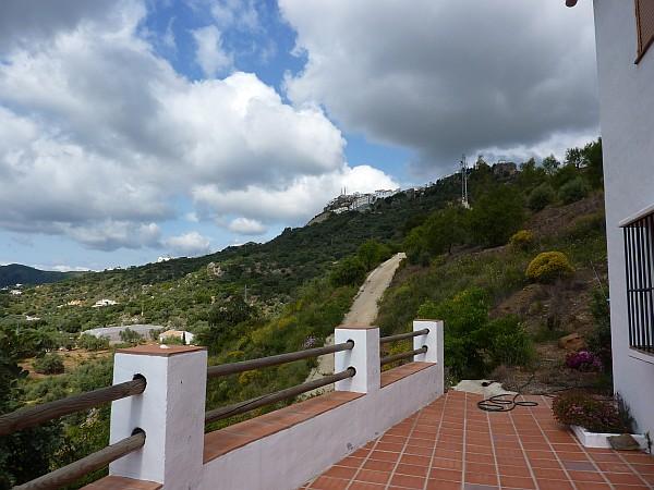 Comares villa amplia con preciosas vistas for Lavaplatos granada